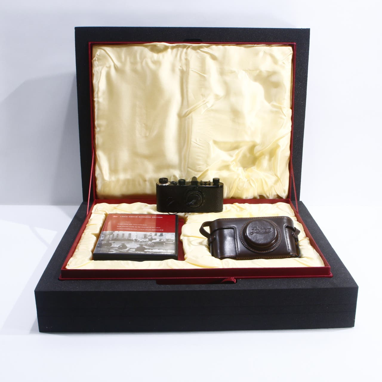 Behold This Authentic Reproduction of One of the First Leica Cameras