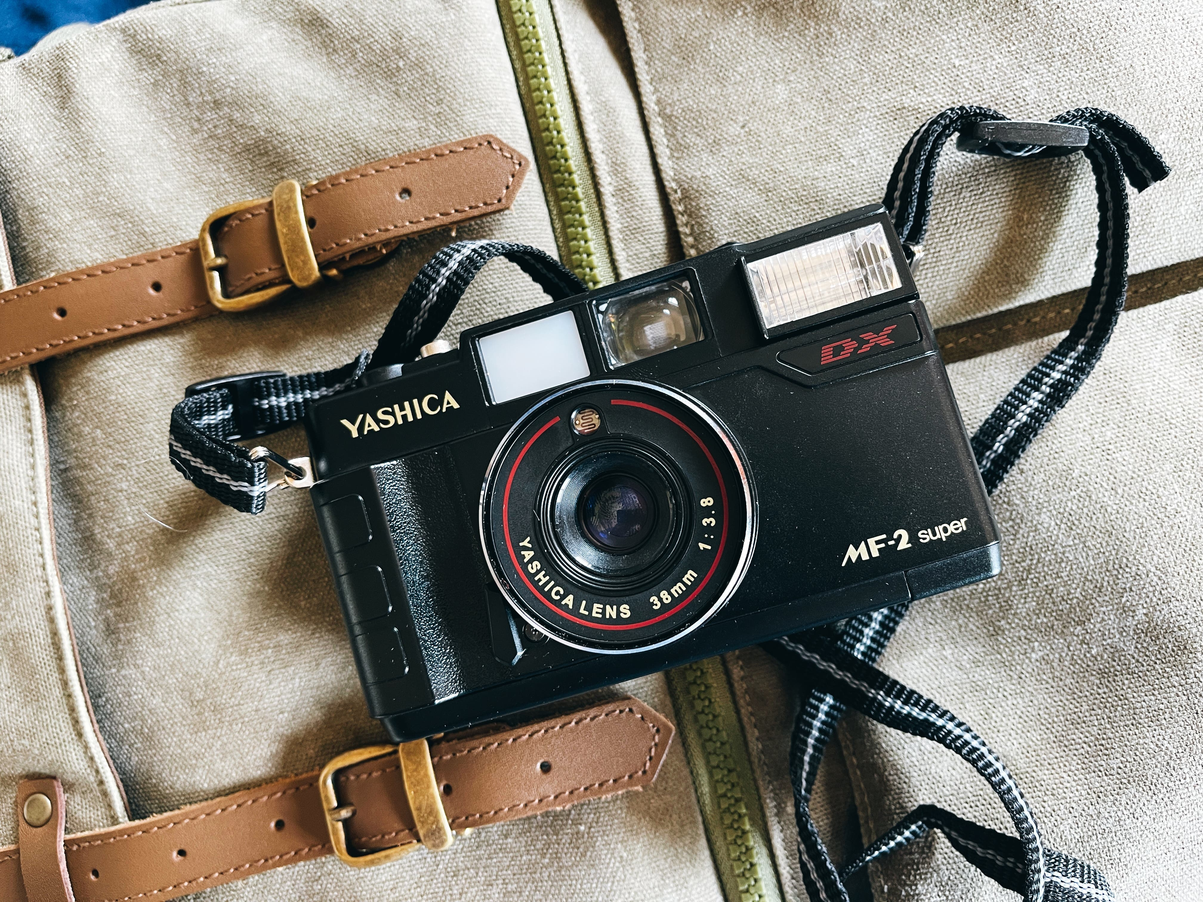 The Worst Camera We've Ever Tested. Yashica MF-2 Super DX Review