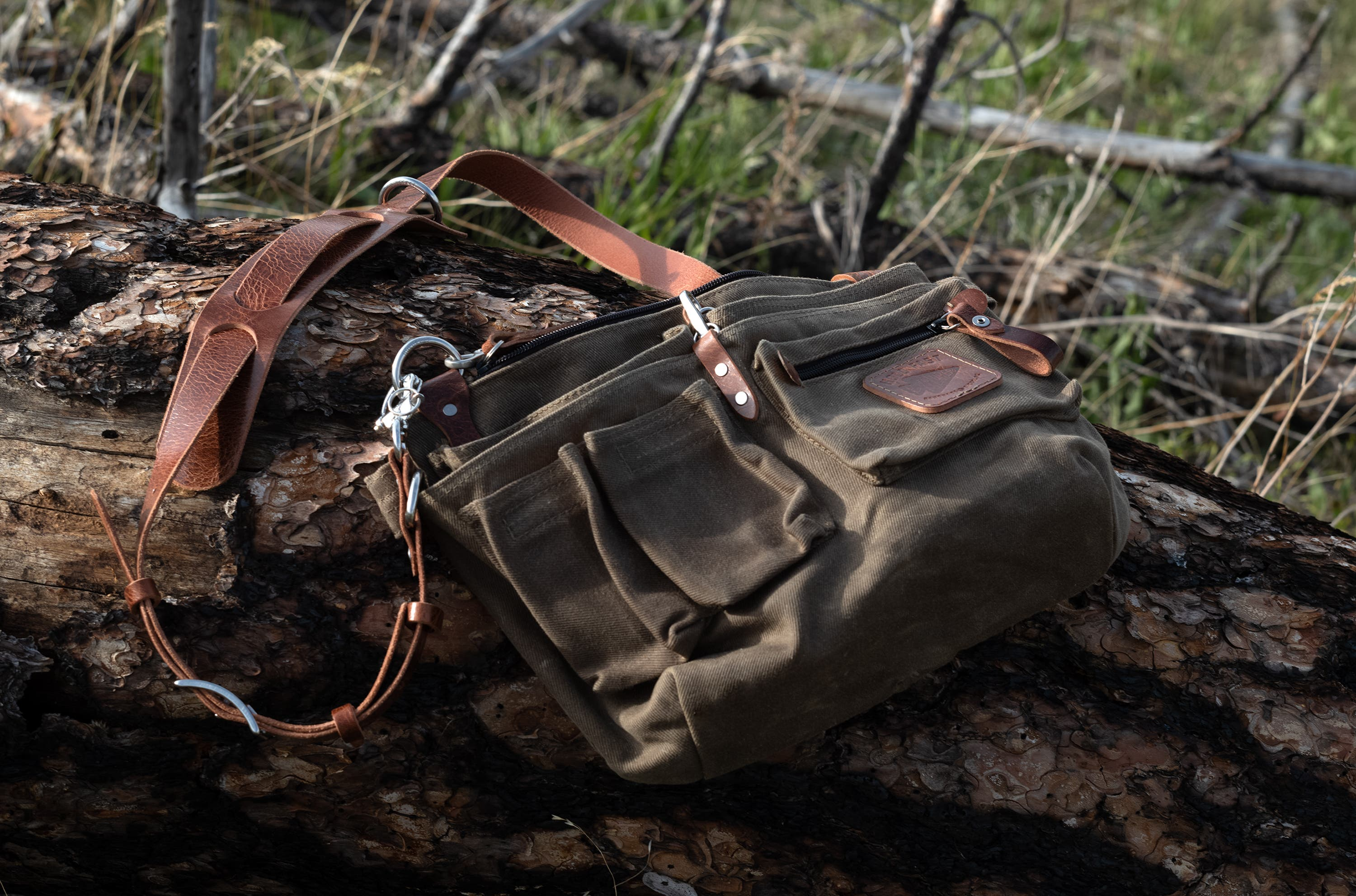 It's Pretty Great! HoldFast Gear Explorer Quiver Lens Bag Review