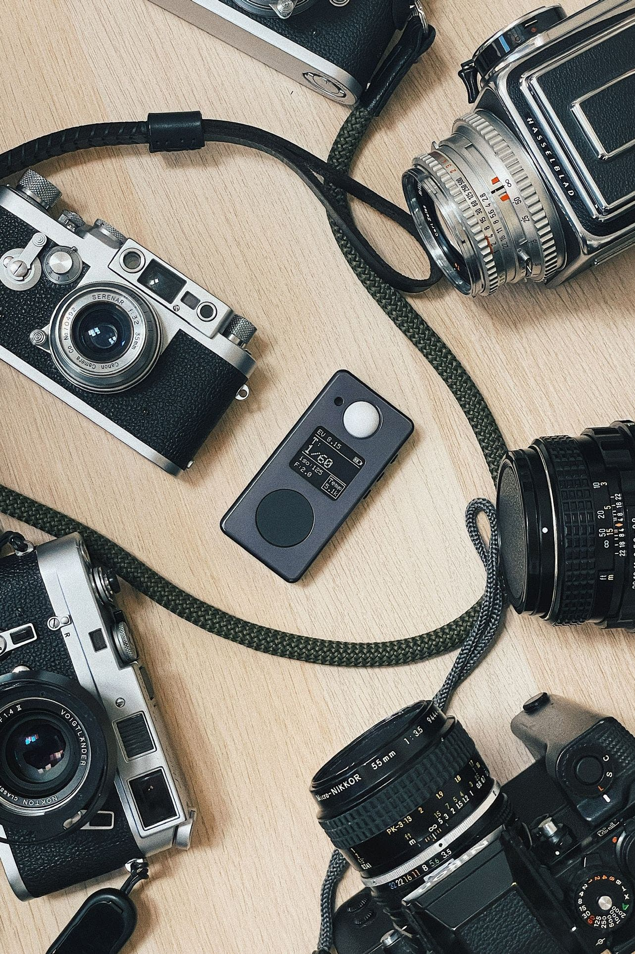 The Negative Supply Light Meter LM1 is Adorable, Small, and Powerful