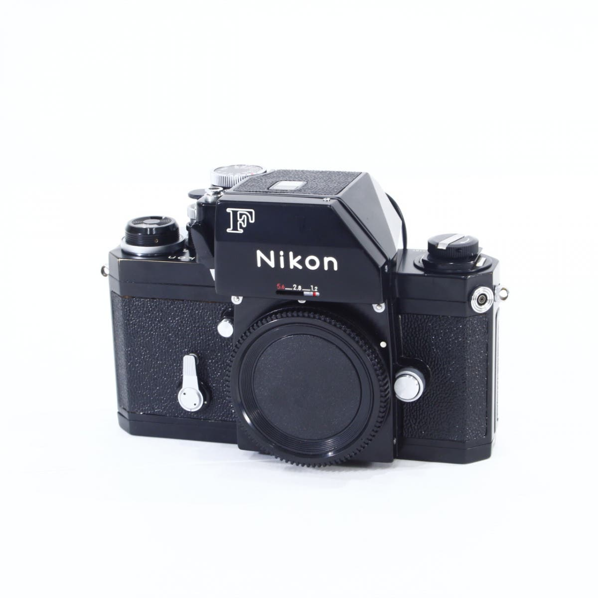 This Nikon F Just Got a Full CLA, And It's Ready to Be Yours