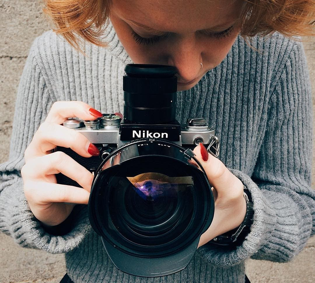 This Vintage Nikon 15mm F5.6 Makes the Coolest Images