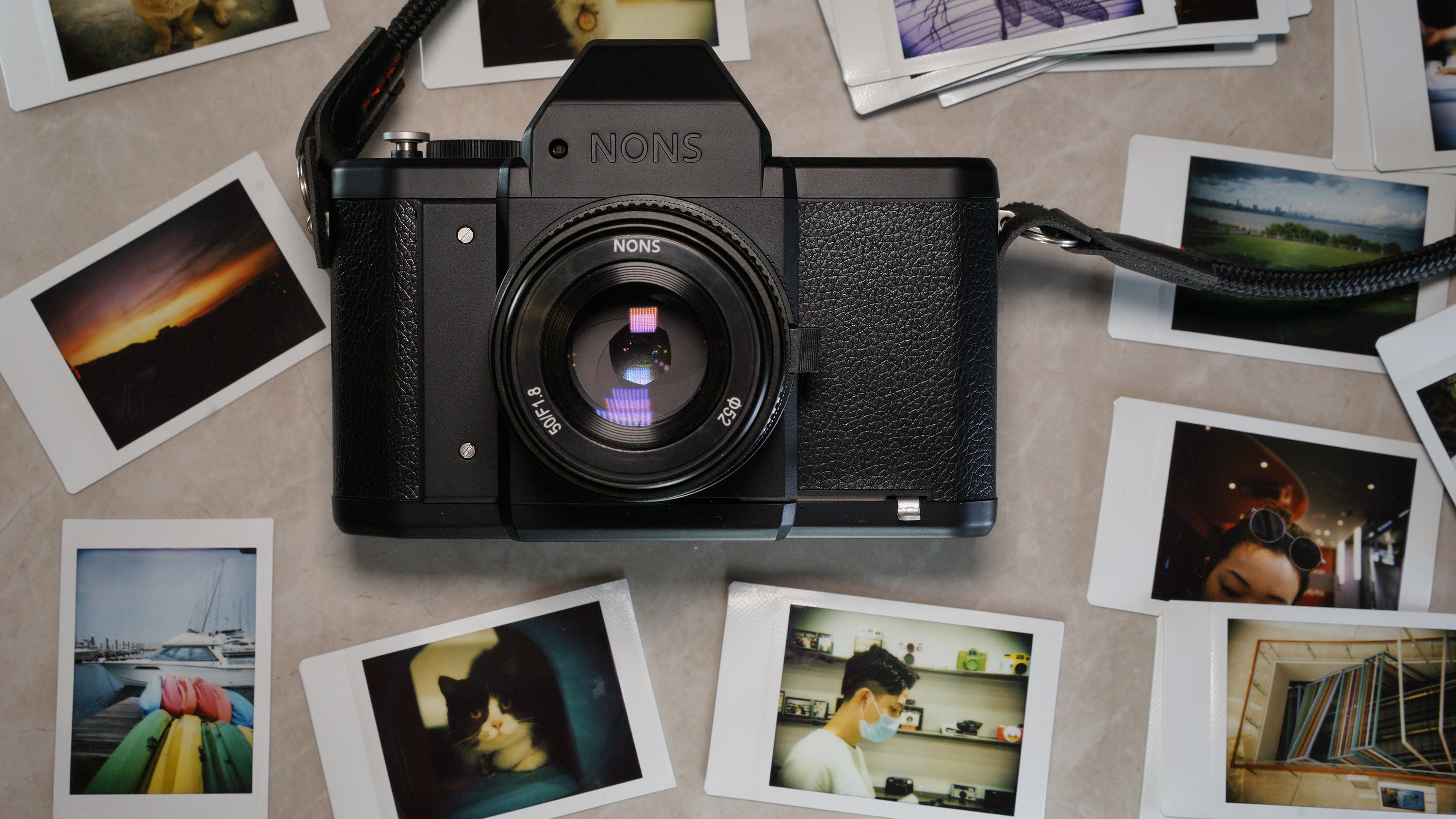The NONS SL42 Camera: Everything You Wanted to Know