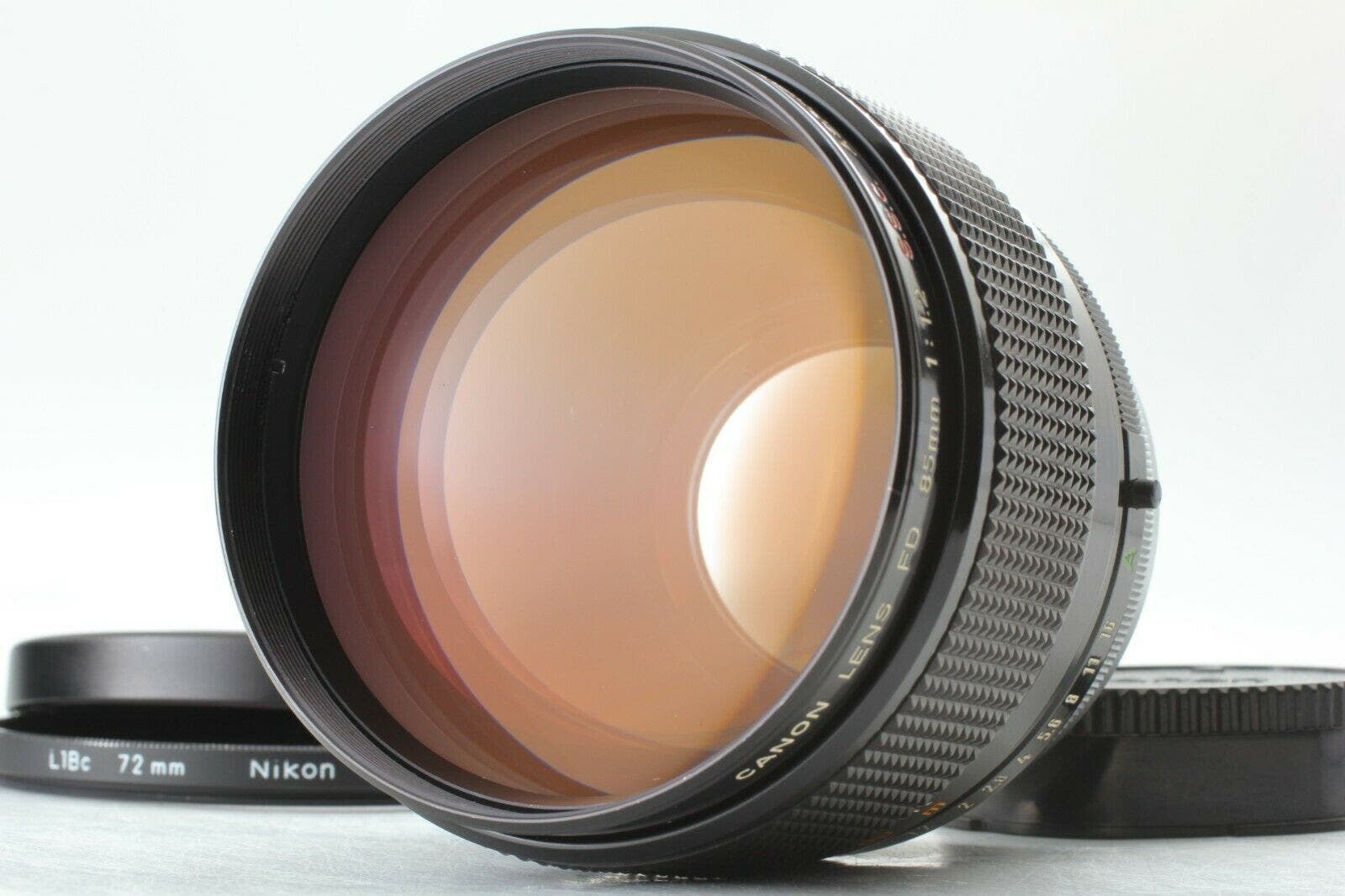 Is the Canon 85mm F1.2 FD SSC Aspherical Worth $23,000?