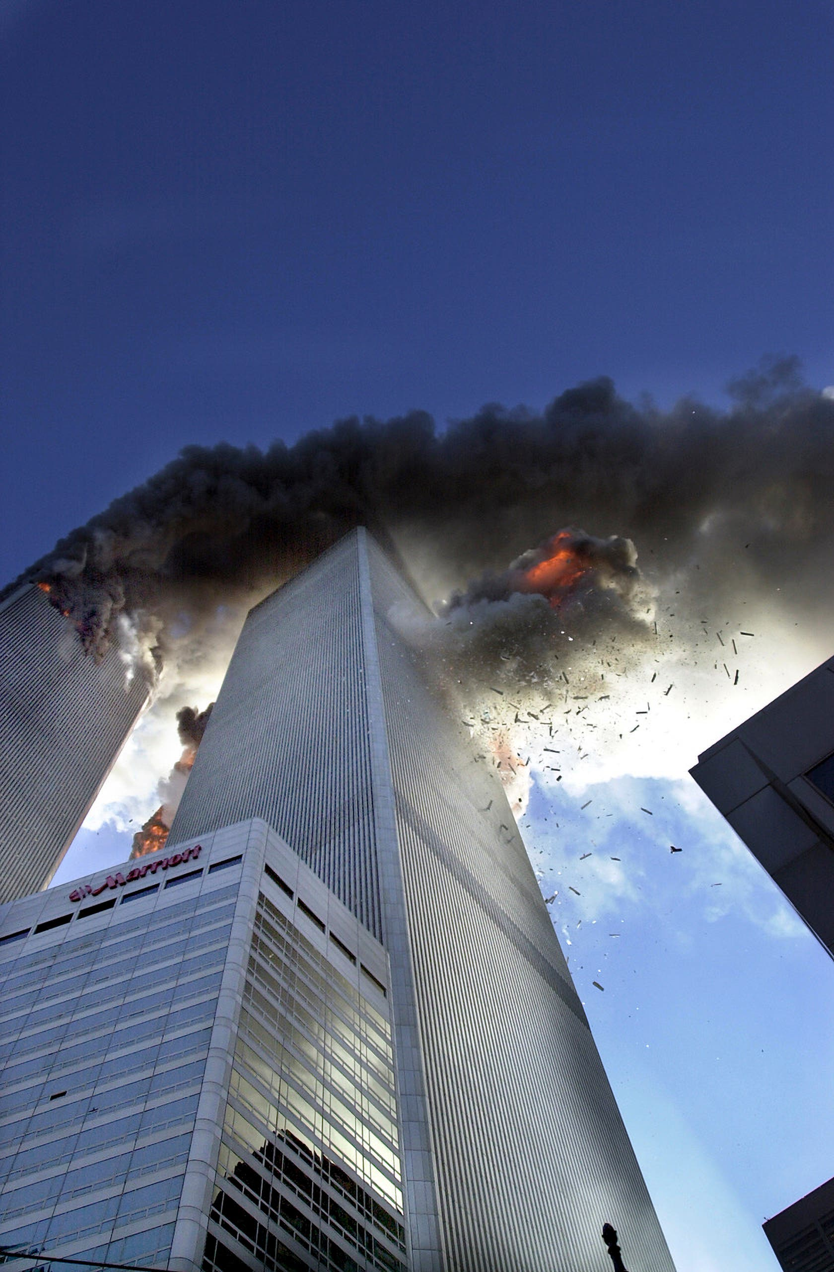 David Handschuh Shot One of the Most Iconic Photos of 9/11