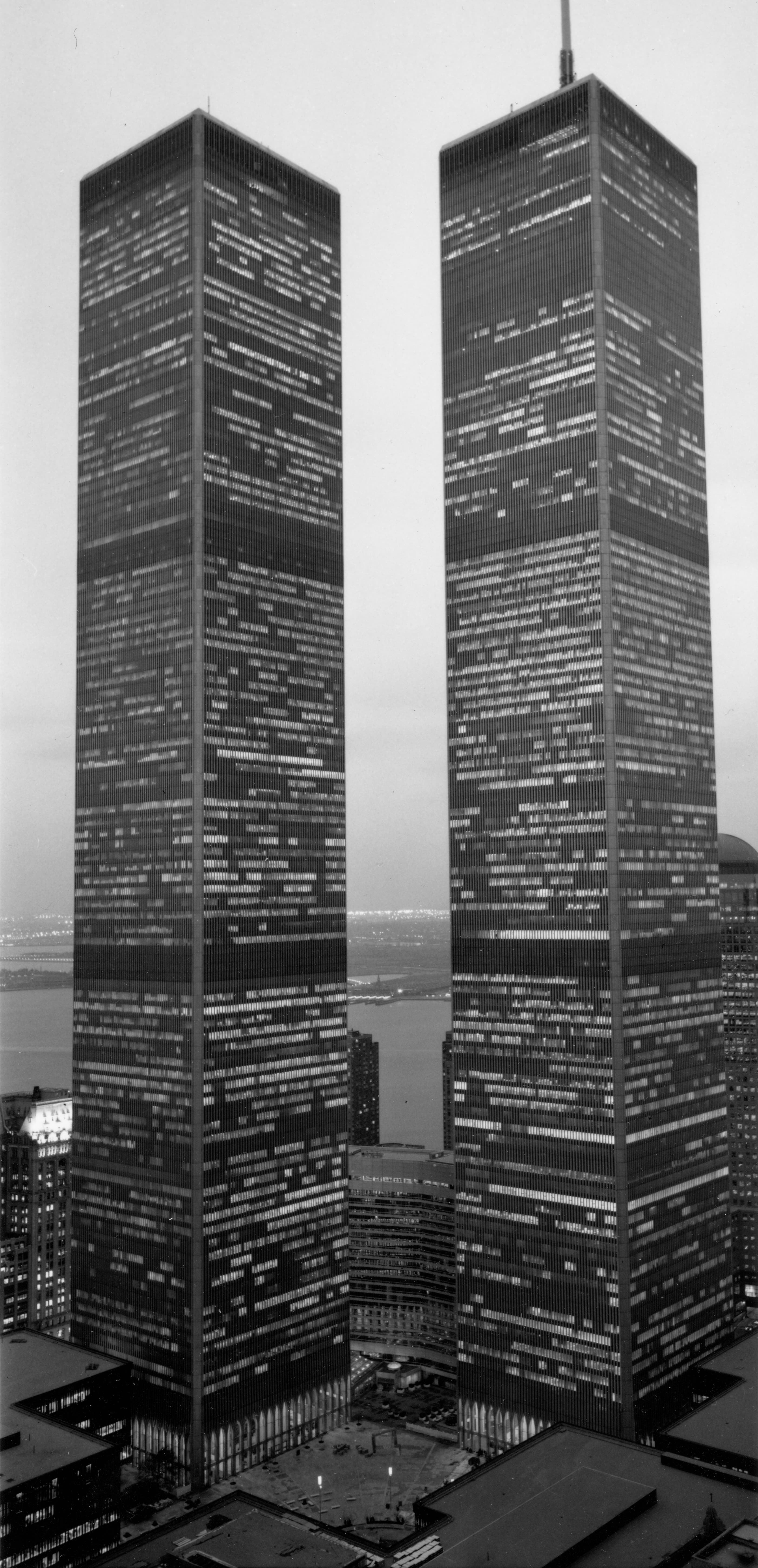 George Forss Made Magical Photos of the Towers Before 9/11