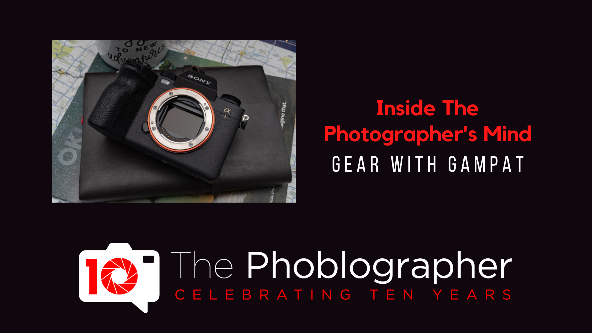 Gear with Chris Gampat: The Most Innovative Lenses and Cameras