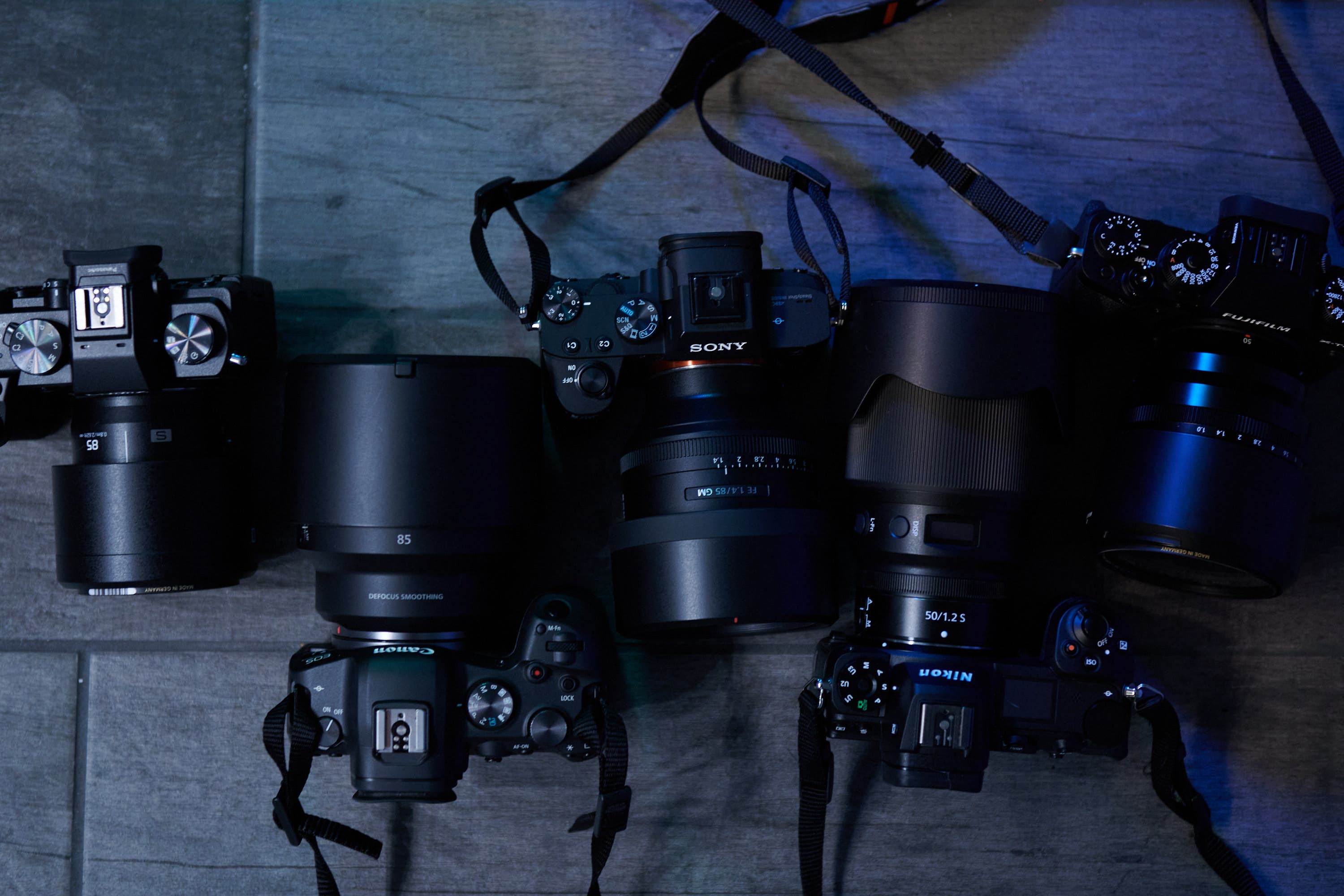 What Is the Top Mirrorless Camera? I Shot with 5 Stunning Options